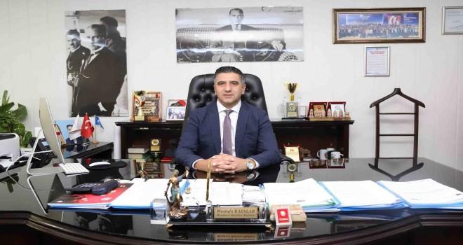 Başkan Kayalar'dan Hobi Bahçesi açıklaması