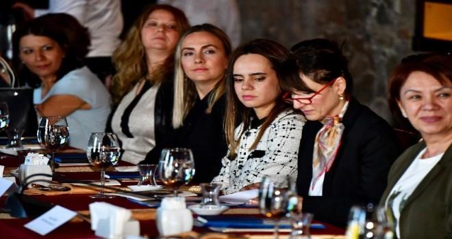 İzmir'in kadınları refahı artırmak için birlikte çalışacak