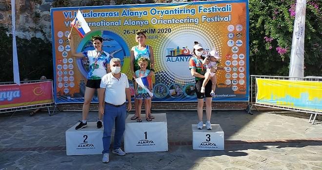Bostanlıspor'un Uluslararası başarısı Büşra ile geldi…