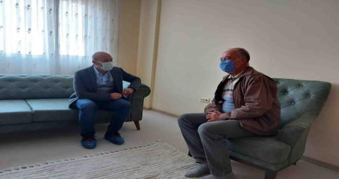 Başkan Soyer'den depremzedelere ziyaret