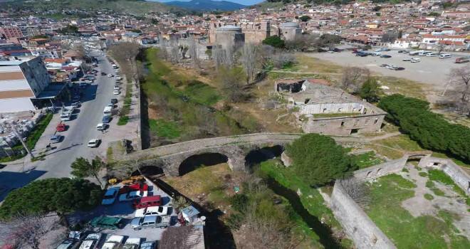 Bergama'yı şahlandıracak Selinos Antik Kanal Projesi inşası başlıyor