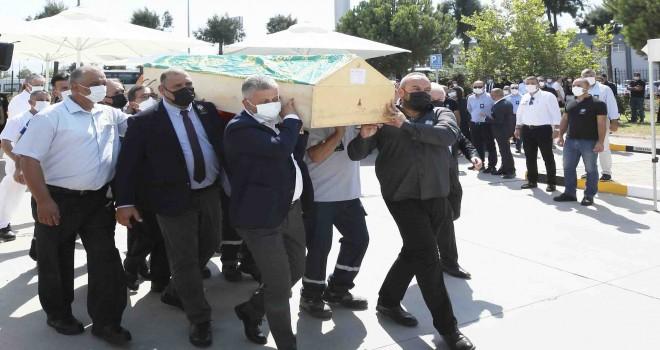 Selim Yaşar son yolculuğuna uğurlandı