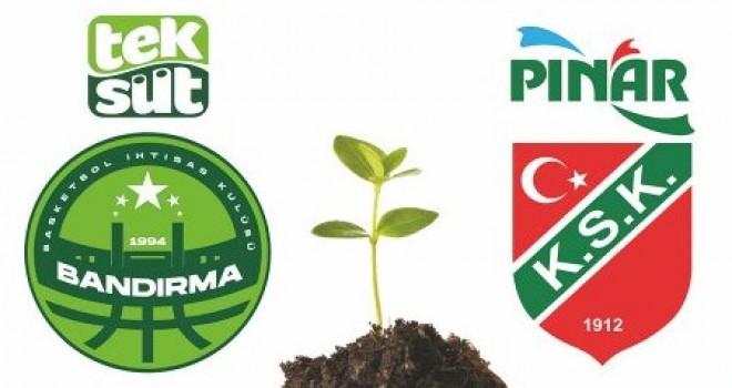 Teksüt Bandırma, Pınar Karşıyaka adına fidan bağışlayacak