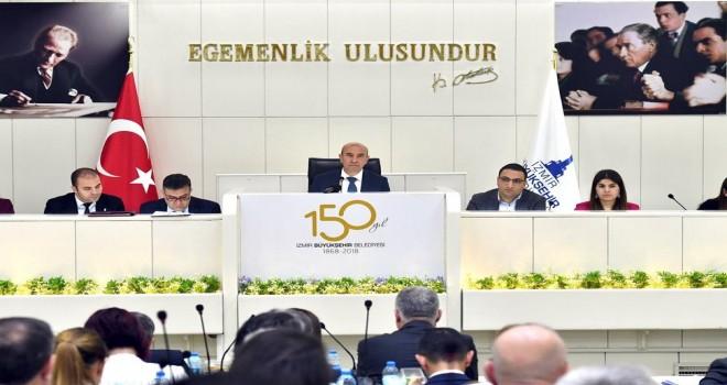 İzmir'de ulaşım 19 Mayıs'ta 1 Kuruş bayramda ücretsiz...