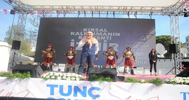 ''İzmir Kırsal Kalkınmanın Başkenti Olacak''
