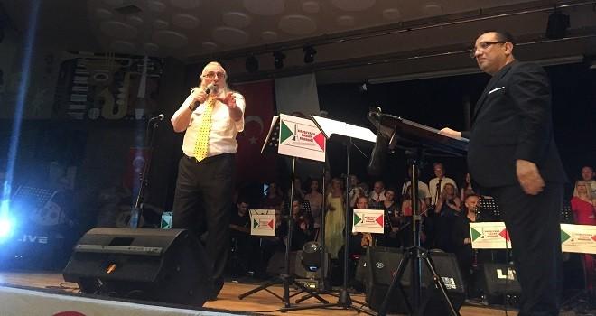 Karşıyaka Sanat Derneği'nden muhteşem konser…