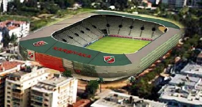 Karşıyaka Stadı için ruhsat seferberliği...