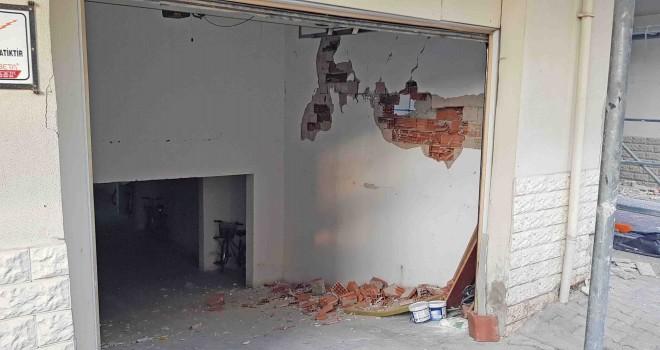 Karşıyaka'nın güncel deprem raporu: 21 ağır, 38 orta hasarlı bina