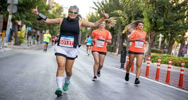 Maratonİzmir'in 2021 teması ''Sürdürebilirlik''