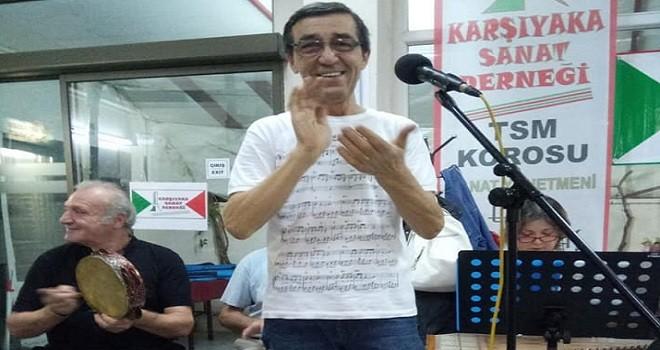 Karşıyaka Sanat Derneği'nden THM Korosu konserine çağrı...