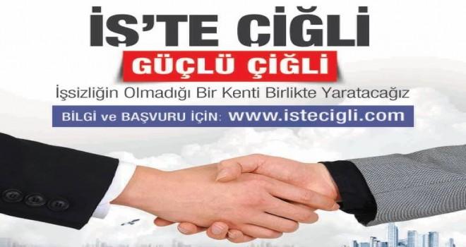Çiğli Belediyesi üniversite öğrencilerini iş yaşamına hazırlıyor