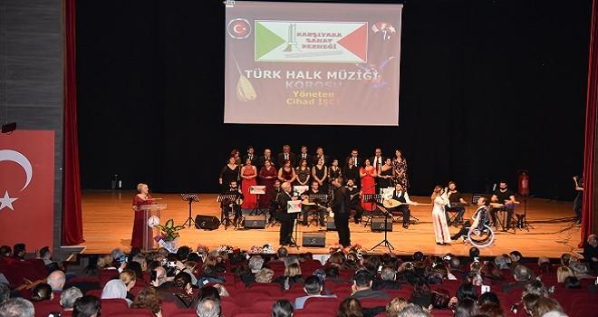 Karşıyaka Sanat Derneği'nin dev konseri bu akşam...