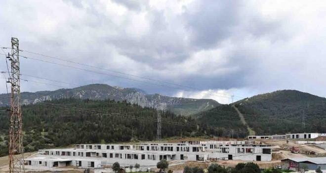 Rehabilitasyon ve Sahiplendirme Merkezi'nin yüzde 75'ini tamamlandı