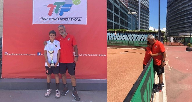 Karşıyakalı tenisçi Milli Takım'da