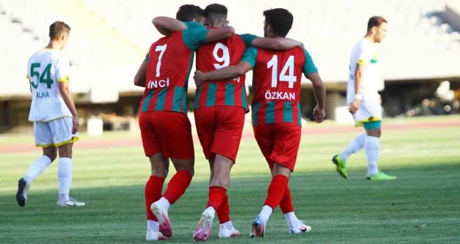 Karşıyaka'da gözler Gölcükspor maçında