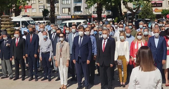 19 Mayıs Atatürk'ü Anma Gençlik ve Spor Bayramı coşkuyla kutlanıyor