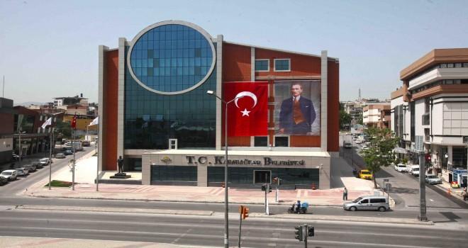 Karabağlar Belediyesi 'e-devlet'te