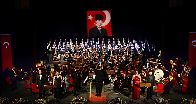 Ulu Önder Atatürk ''Her 10 Kasım'' ağıtı ile anılacak