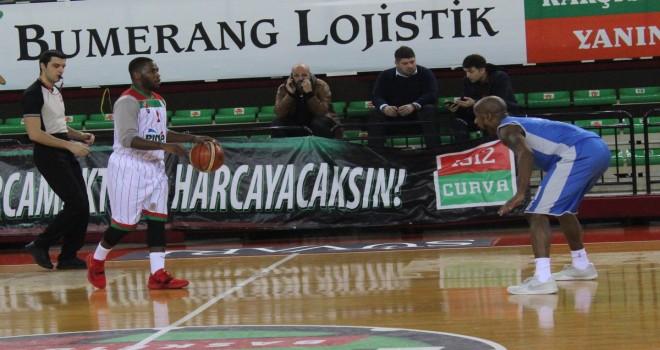 Pınar Karşıyaka özel maçta Afyon'a yenildi