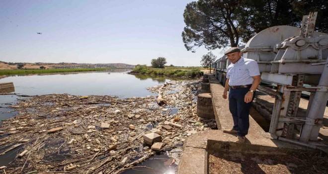Gediz Nehri genelinde su değerleri en kötü kalitede çıktı