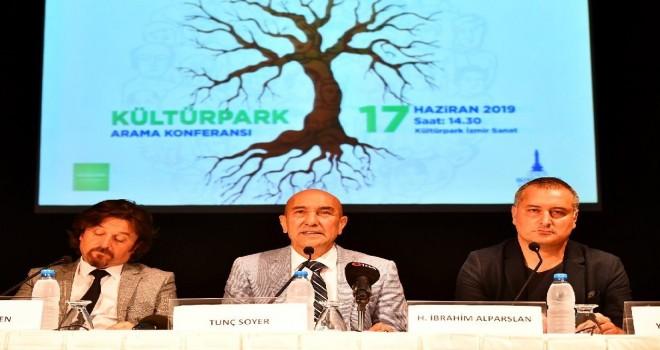 Kültürpark Arama Konferansı düzenlendi