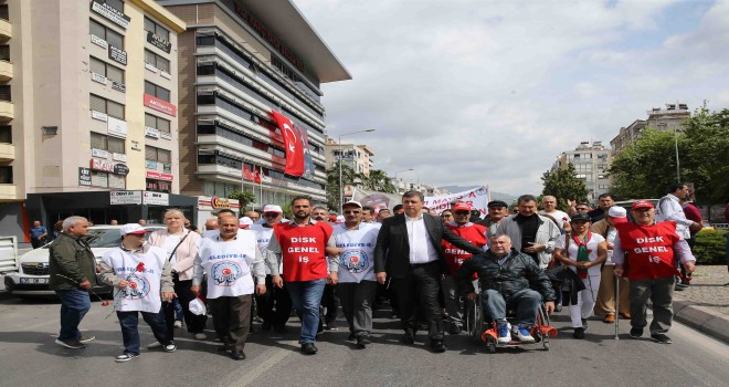 Karşıyaka'da 1 Mayıs coşkusu