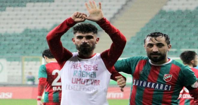 Karşıyaka Türkiye Kupası'na penaltılarda veda etti
