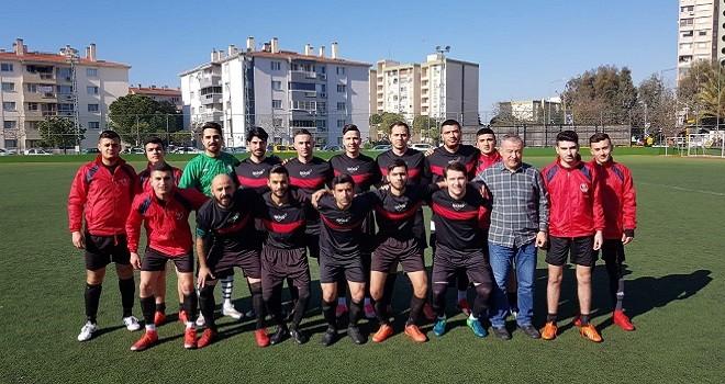Erdem Esentepe, Şemiklerspor'u farklı yendi