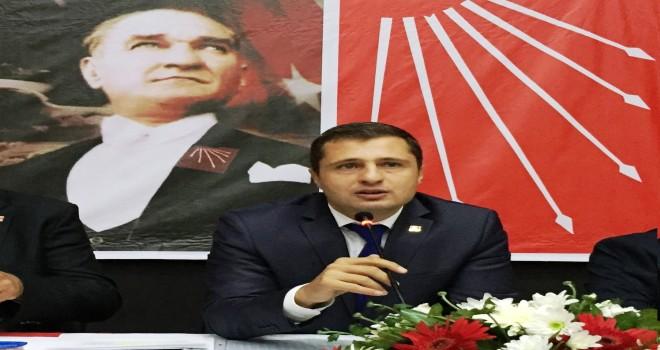 CHP'li Yücel: Adaylar ithal ve tepeden inme değil
