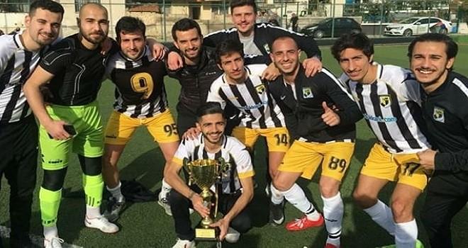 Fikri Altayspor Şampiyon olarak Süper Lig'de…