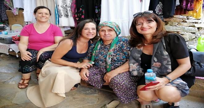 Yunanistan İzmir Başkonsolosu Papoulia, Sengel'i ziyaret etti