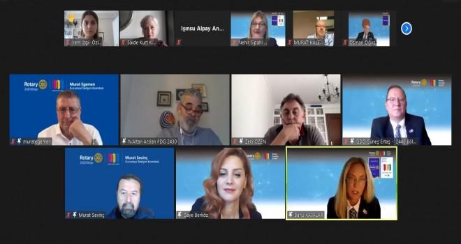 Karşıyaka Rotary Kulübü'nden ''İletişimin Doğruları'' semineri