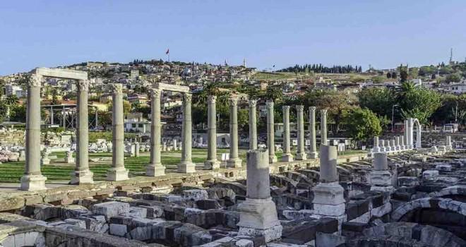 Arkeolojik kazılara İzmir Büyükşehir desteği