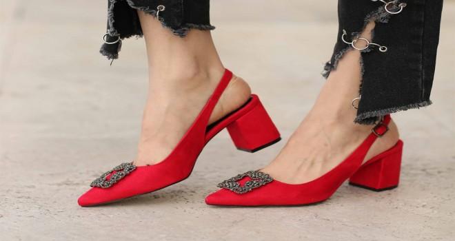 Stiletto Ayakkabı Özellikleri