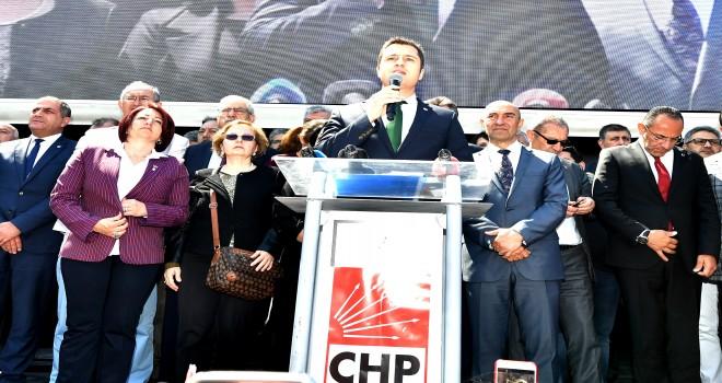 CHP'li Yücel: Tam kanunsuzluk YSK'nın kararıdır