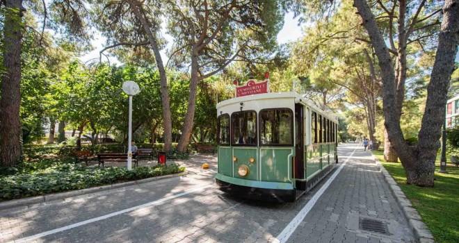 Nostaljik Tramvay geçmişe götürecek