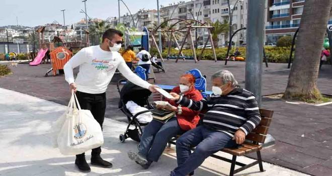 Yaşlılar Haftası Dikili'de kutlandı