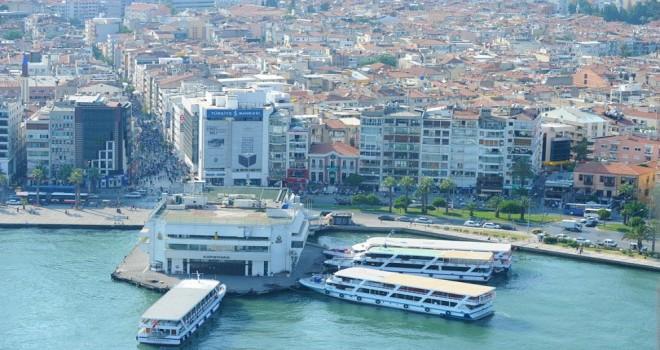 Ocak ayında Karşıyaka'da 396 konut satıldı