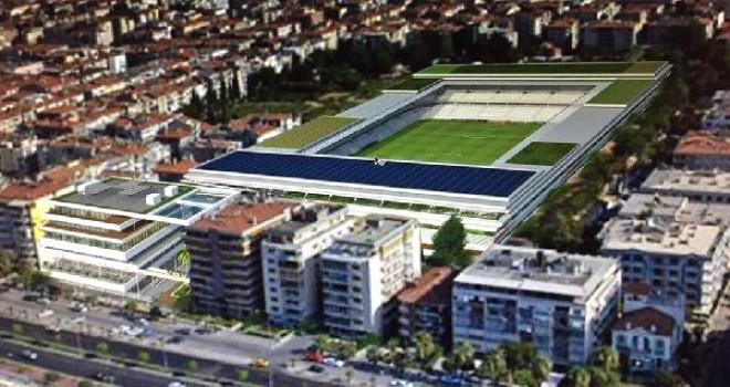 Ak Parti İl Başkanı Sürekli, Karşıyaka Stadı ile ilgili bilgi verdi