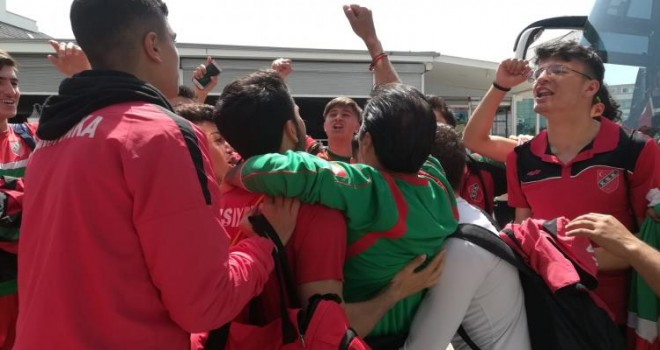 Karşıyaka U19 finalde...