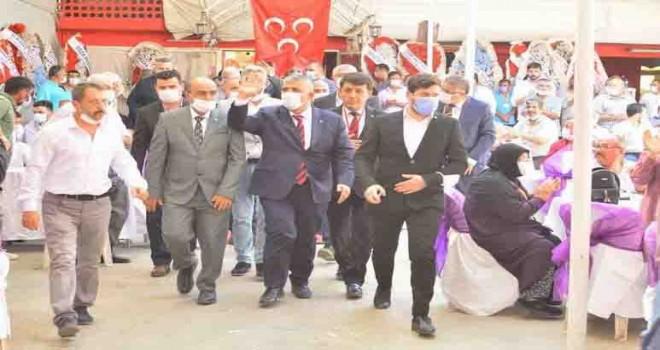 MHP İzmir ilçe kongrelerini tamamladı