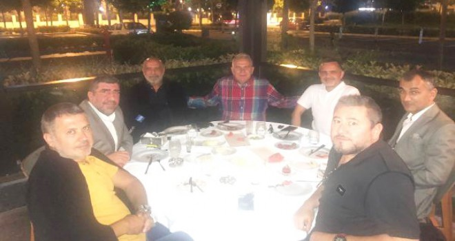 Karşıyaka'da şirketleşme buluşması...