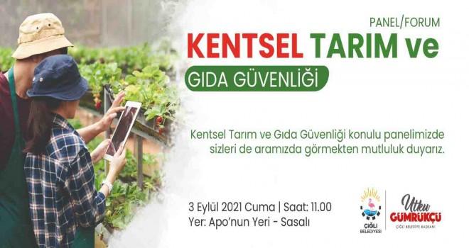 Çiğli'de Tarım Zirvesi toplanıyor