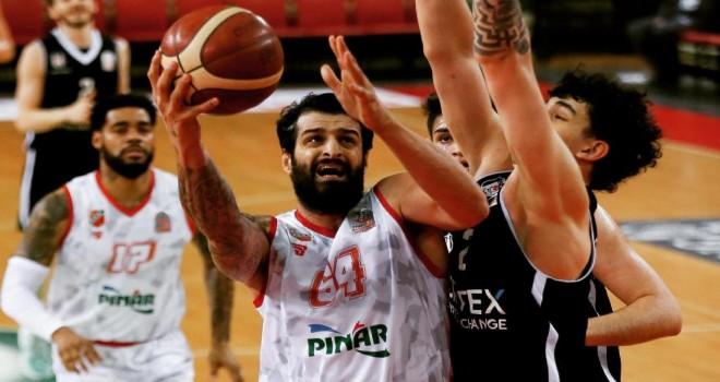 Pınar Karşıyaka'nın Play-Off serisi başlıyor