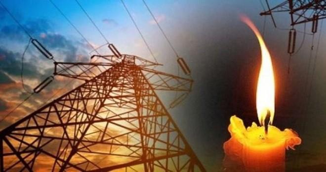 Karşıyaka'da elektrik kesintisi...