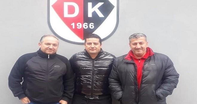 Demirköprüspor Antrenör Eser ile anlaştı