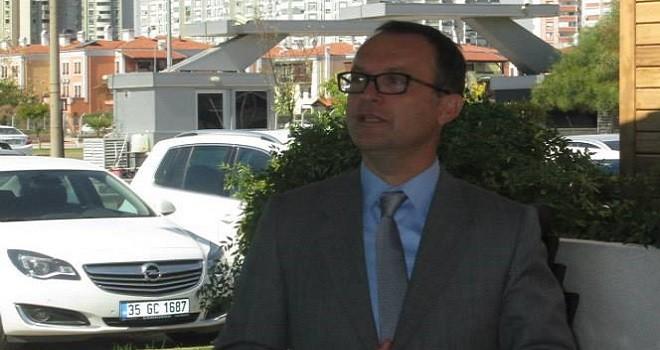 Dr. Çığırgil, Menemen Sağlık Müdürü oldu