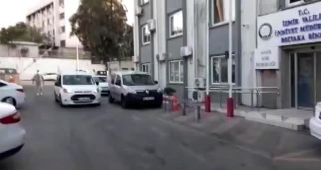 Karşıyaka'da cinsel saldırı girişiminde bulunan zanlı yakalandı