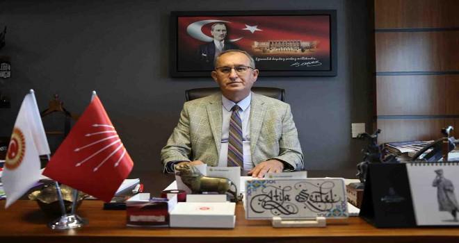 CHP'li Sertel: Elektriğe, elektroniğe zam geldikçe TRT yöneticileri ellerini ovuşturuyor
