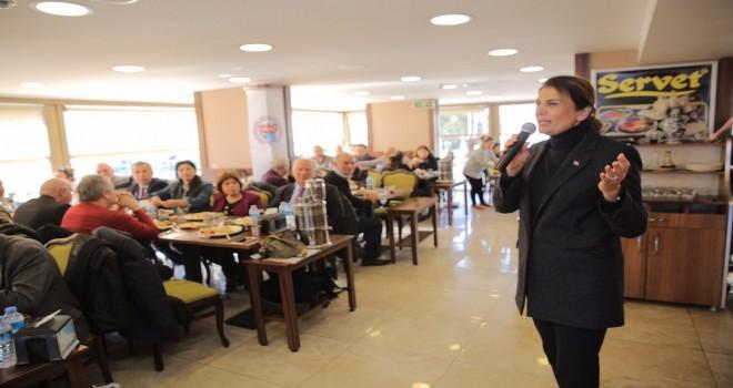 Eroğlu: Konak'ta yaşamak ayrıcalık olacak